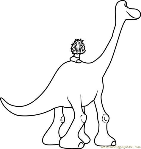 good dinosaur coloring pages pdf the good dinosaur coloring page free the good dinosaur