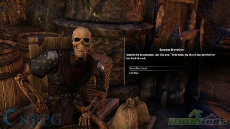 elder scrolls online dark brotherhood dlc skyrim special the elder scrolls online dark brotherhood dlc review