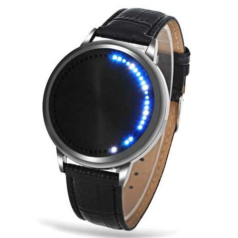 Led Touch Black water resistant led touch screen black