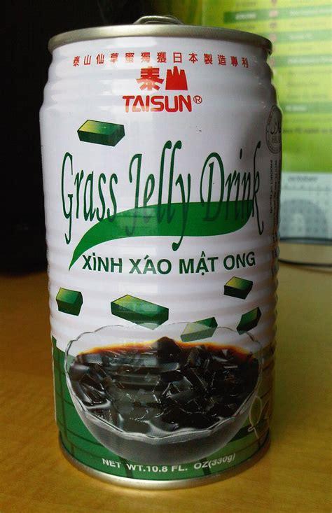 Naraya Grass Jelly Drink grass jelly drink the wire jared sherman