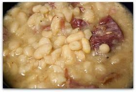 good old country comfort in my bones northern beans hams and beans on pinterest