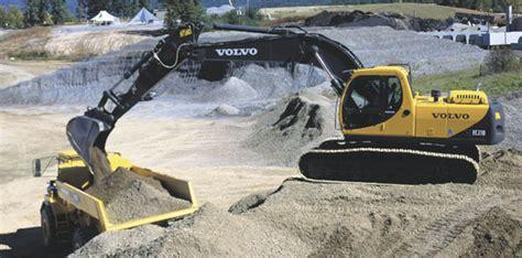 excavator rental full size volvo ec equipment rentaltool rentalrock saltrochester