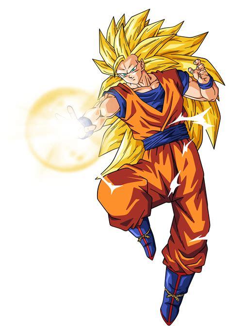 Goku Ss3 goku saiyan 3 by bardocksonic on deviantart