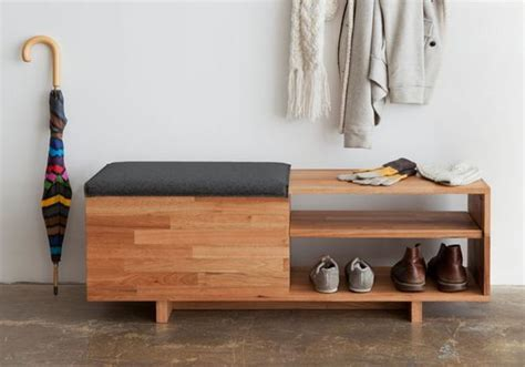 15 creative diy storage benches hative