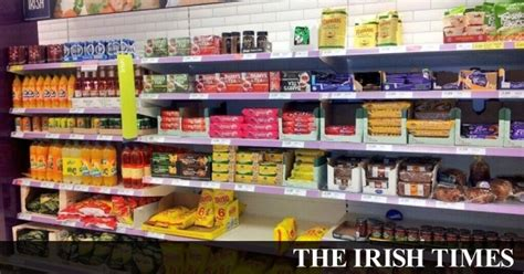 irish times jobs section tesco to remove irish food section from uk stores