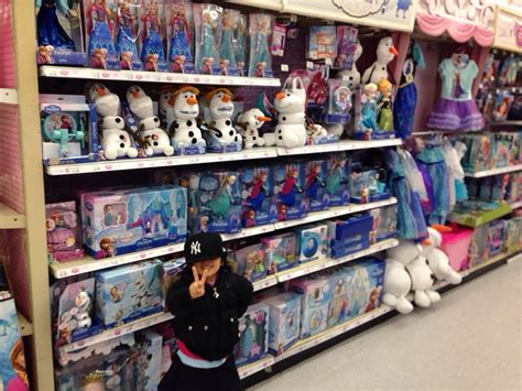 toys r us baby section disney frozen section yelp