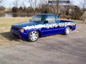 custom 1991 mazda b2200 pu