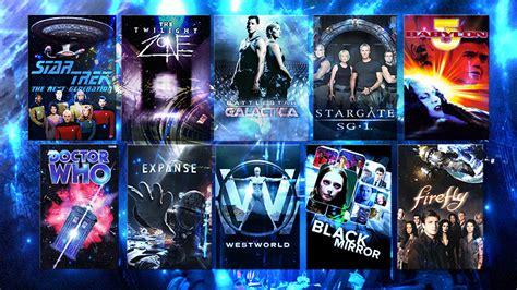 tv series best best sci fi tv series top 10 science fiction shows netivist