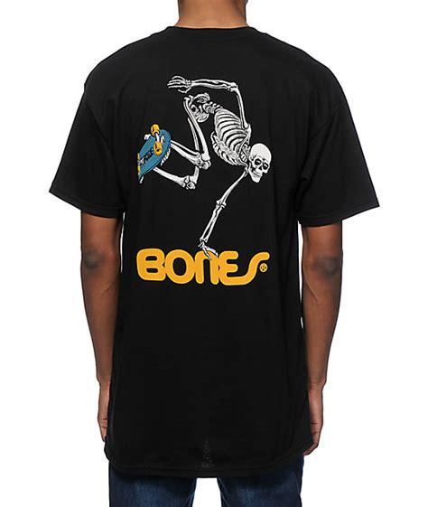 Bones T Shirt bones skate skeleton t shirt
