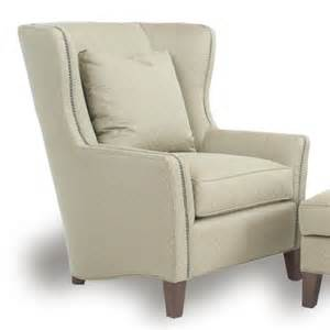 accent chairs with ottomans smith brothers accent chairs and ottomans sb contemporary