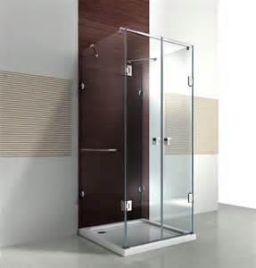 dusch kabine duschkabine u form 8 mm nano echtglas ex412 90 x 90 x
