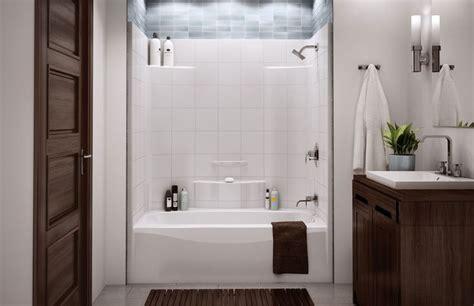 tst  alcove tub shower aker  maax bathroom tub