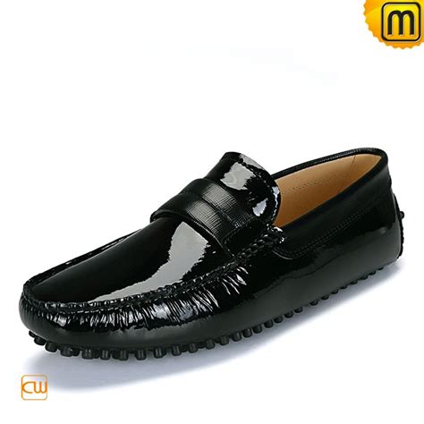 loafers for mens patent leather driving loafers for cw740035