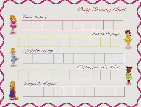 printable reward charts disney disney princess printable potty training chart by hot