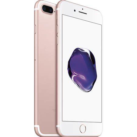refurbished apple iphone   gb gsm unlocked smartphone rose gold walmartcom
