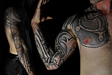 viking armor tattoo 60 wonderful armor tattoos
