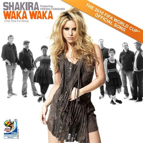 Vennia Waka Blouse By Enter pd wall shakira waka waka