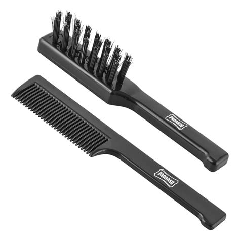 Set Mousthace proraso moustache comb and beard brush set free shipping