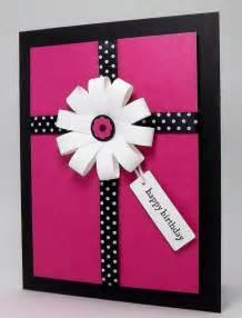 Handmade Card Ideas For Birthday - 37 birthday card ideas and images morning