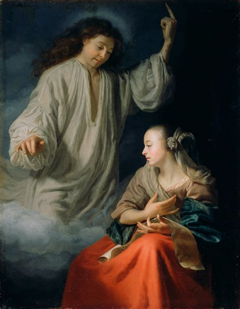 angelus paint netherlands the annunciation getty museum