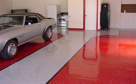 red floor paint zabezpieczenie posadzki w garażu blog technologie