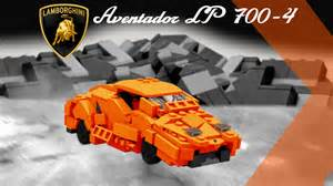 How To Make A Lego Lamborghini Lego Ideas Lamborghini Aventador Lp 700 4