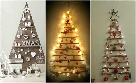 decoracion para navidad original arboles adornos y