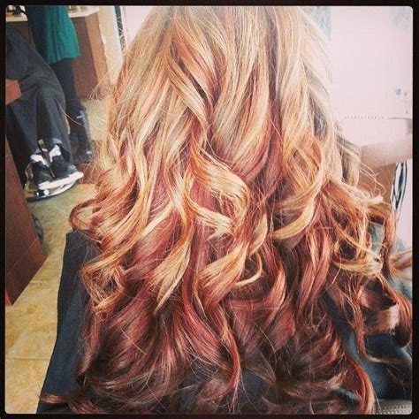 multicolour highlights multi colored highlights hairstyles how to