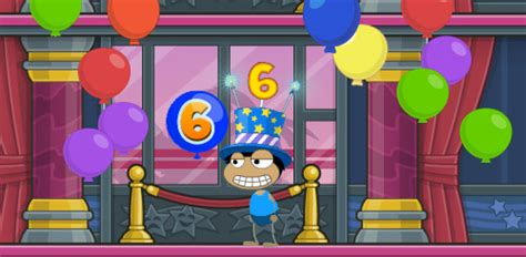 Poptropica Membership Giveaways - poptropica s sixth birthday