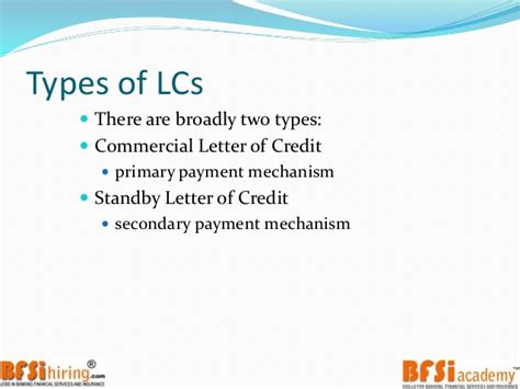 Finance Letter Of Credit Definition letter of credit mechanism 28 images letter of credit