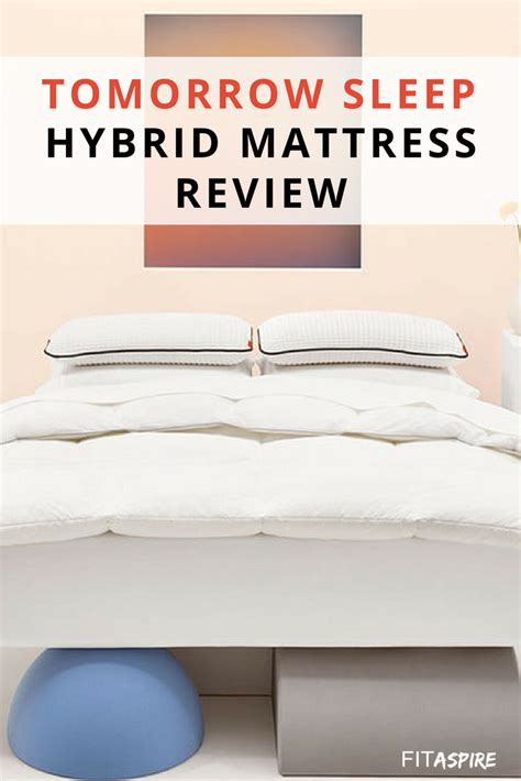 Mattress Review by Hybrid Mattress Review Tomorrow Sleep Fitaspire