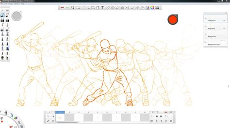 sketchbook pro fill tool view larger
