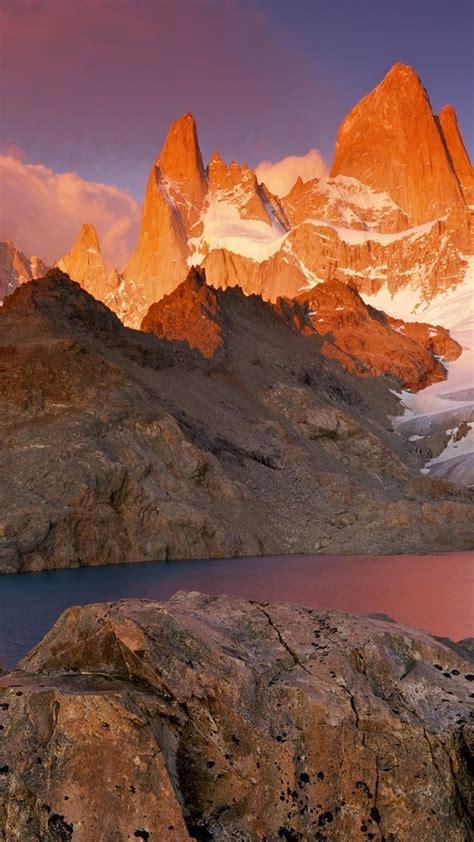 argentina los glaciares national park mount patagonia wallpaper