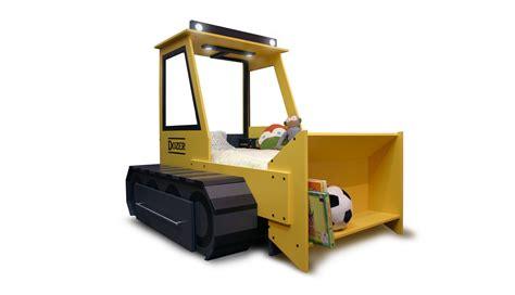 bulldozer bed dozer bed sitka studios