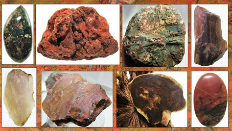 how to find jasper and semi precious gemstones in rivers