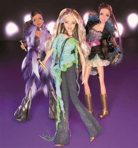 Singer Doll rockstar dolls include lead singer rapper and