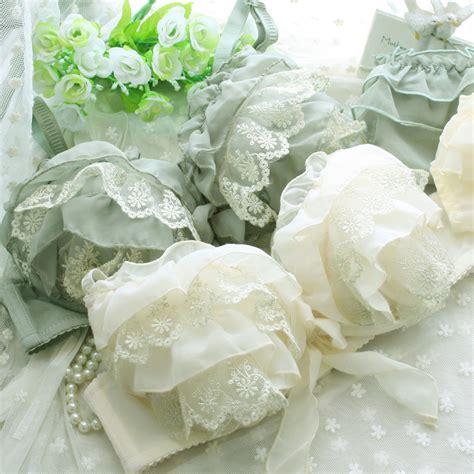 Black White Green White White Black Lace S M L Xl Blouse brand new 2015 s chiffon lace bra set white