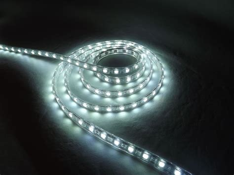 led super flat rope light lighting by
