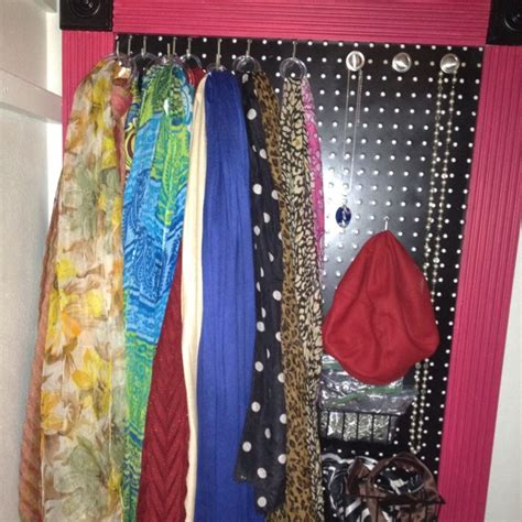 Pegboard Closet Organizer by 17 Best Images About Peg Board Ideas On