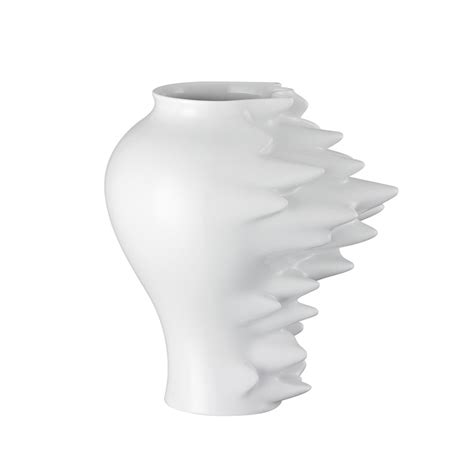 vaso fast rosenthal vaso fast rosenthal bianco 27 cm