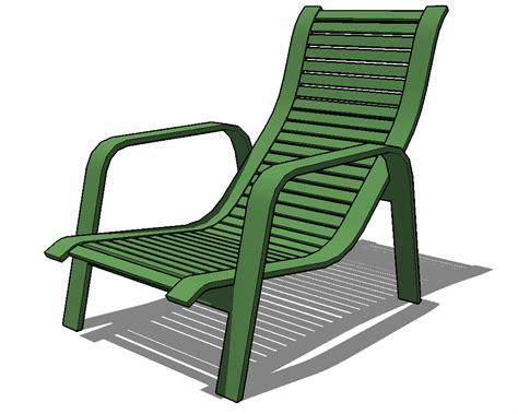 sedia cad blocchi cad e librerie arredo giardini sedia 02