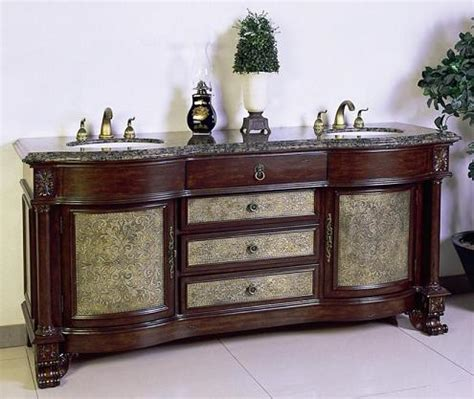 bathroom vanities from old furniture homethangs com introduces a tip sheet on antique bathroom vanities for a lavish