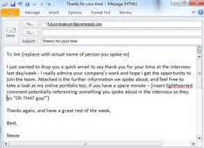 how to write the follow up email gothinkbig