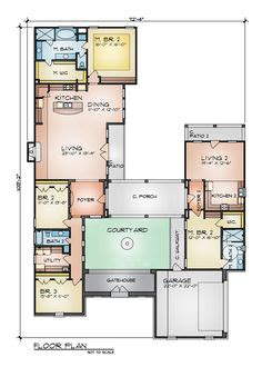 dual living house plans 1000 images about dual living house on pinterest house plans floor plans and home