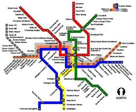 Metro Map by Metro Expansion To Dulles Lisacromwell Com