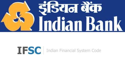 bank ifs indian bank adyar branch timings
