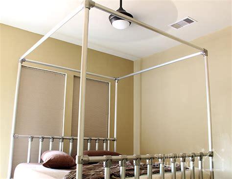 diy bed frame ideas built  pipe simplified building
