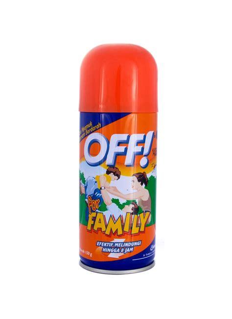 anti nyamuk spray family klg 150g klikindomaret