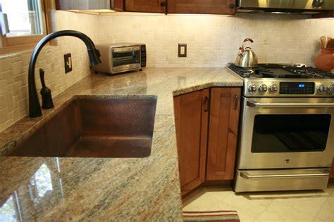 best kitchen cabinet undermount lighting undermount copper farmhouse sink with cabinet