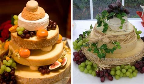 Wedding Cakes Made Of Cheese by Wedding Cakes Made Of Cheese